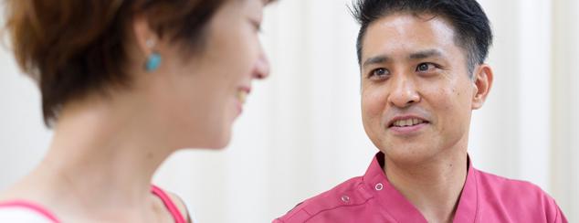 他の整骨院・接骨院や整形外科からの転院は可能です